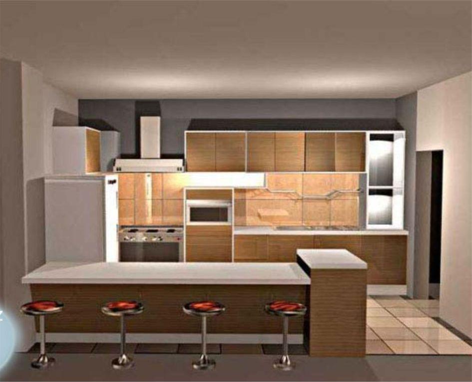 دکوراسیون منزل - کابینت آشپزخانه